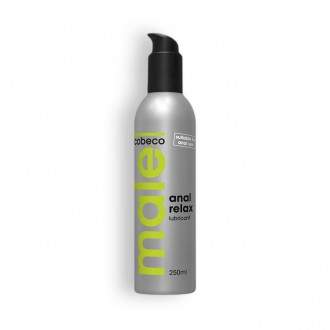 LUBRICANTE MALE ANAL RELAX 250ML