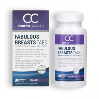 CC FABULOUS BREASTS TABLETS