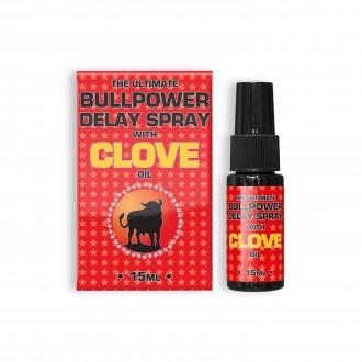 SPRAY RETARDANTE BULL POWER CLOVE COBECO 15ML