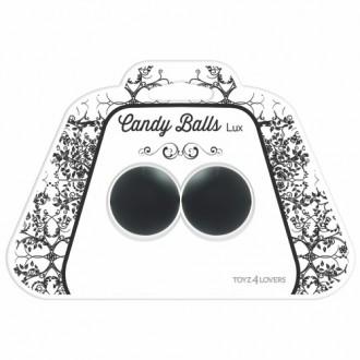 CANDY BALLS LUX VAGINAL BALLS BLACK