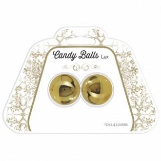 CANDY BALLS LUX VAGINAL BALLS GOLD